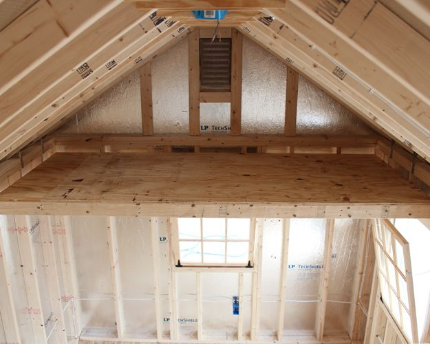 Interior Choices For Lapp Structures Amish Built Buildings